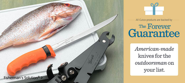 Outdoor Knife Collection From Cutco