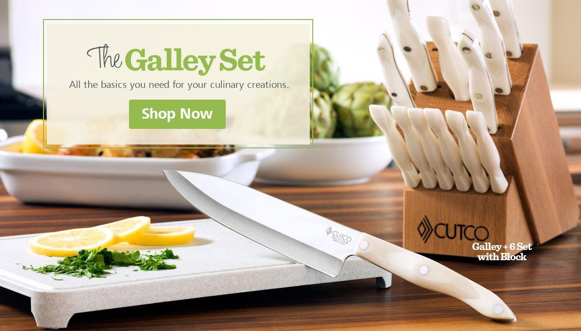 Cutco's Galley Set