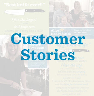 Cutco Customer Stories