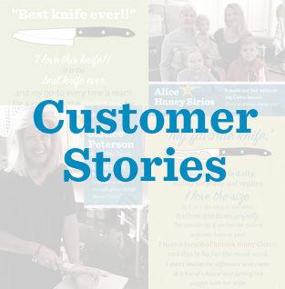 Cutco Customer Stories