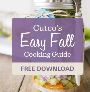 Download Cutco's Free Fall Cooking Guide