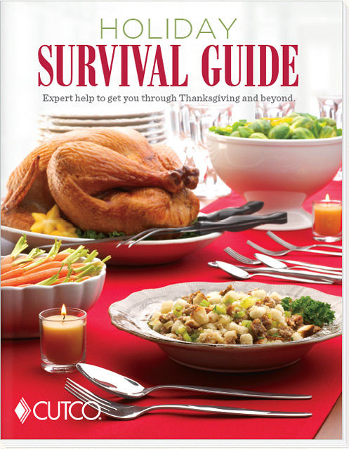 Cutco's Holiday Survival Guide: Recipes, tips and more for Thanksgiving and beyond.