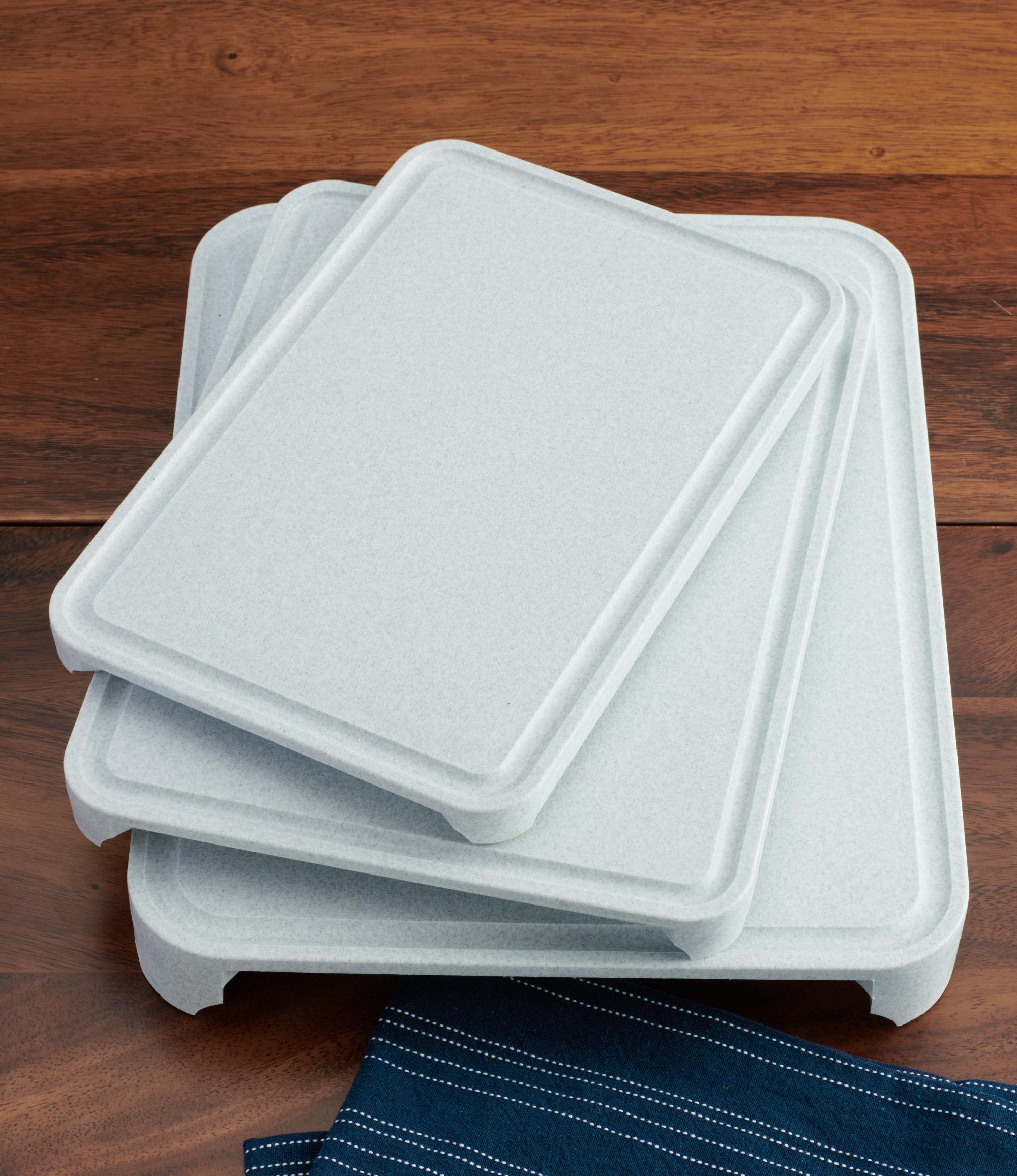 pc. cutting board set  cutting boards by cutco, Kitchen design