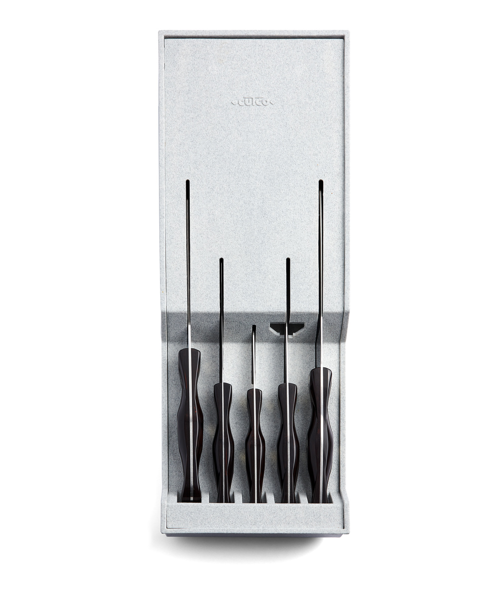 All Knife Set With Tray