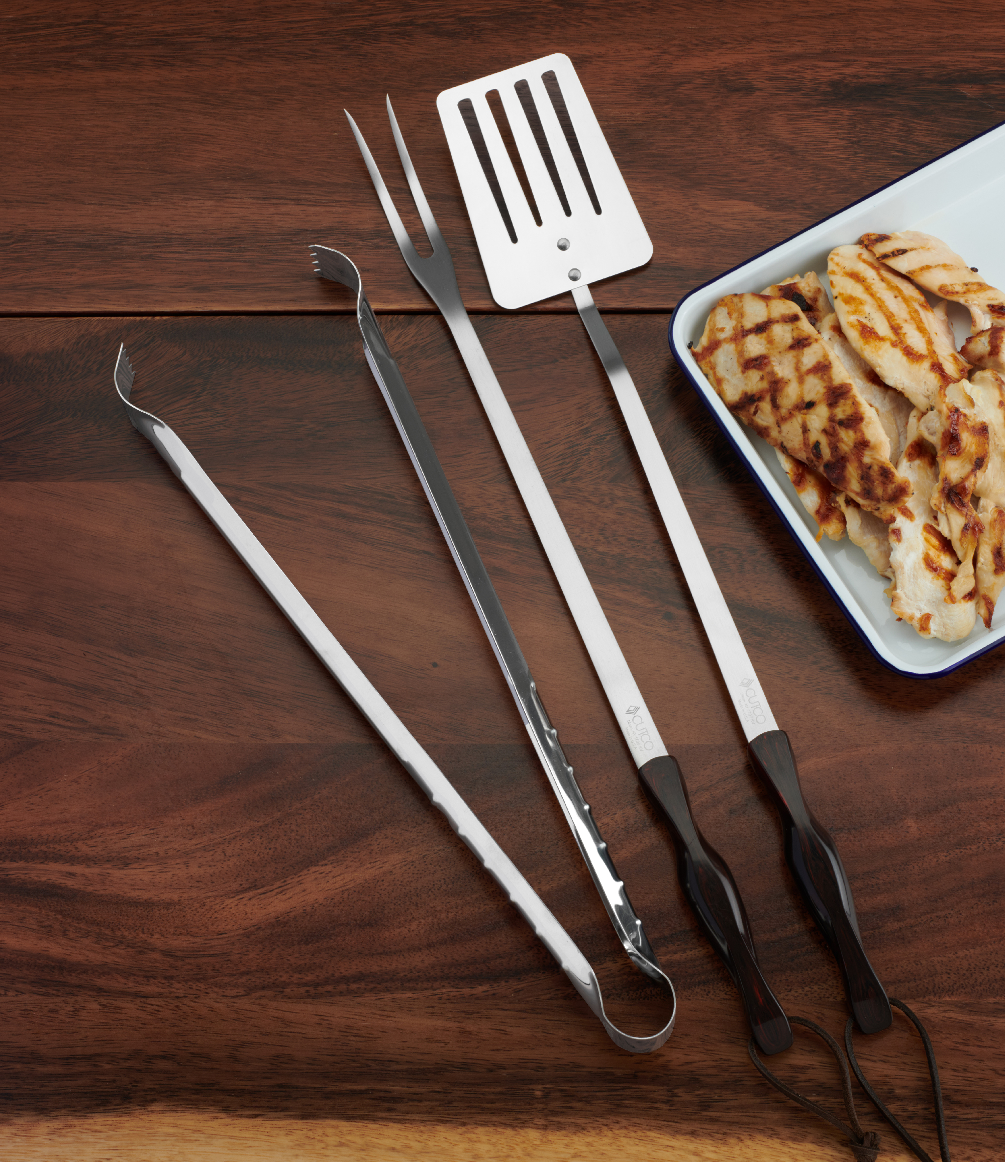 Barbecue Set Grilling Tools By Cutco