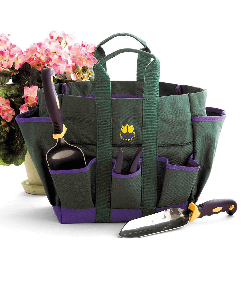 5-Pc. Garden Tool Set w/FREE Garden Bag | Garden Tools by