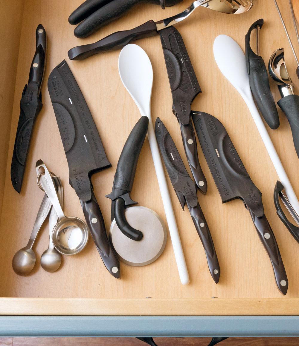 Kitchen Knives With Sheaths | Kitchen Knife Sheaths Storage Sheaths By Cutco