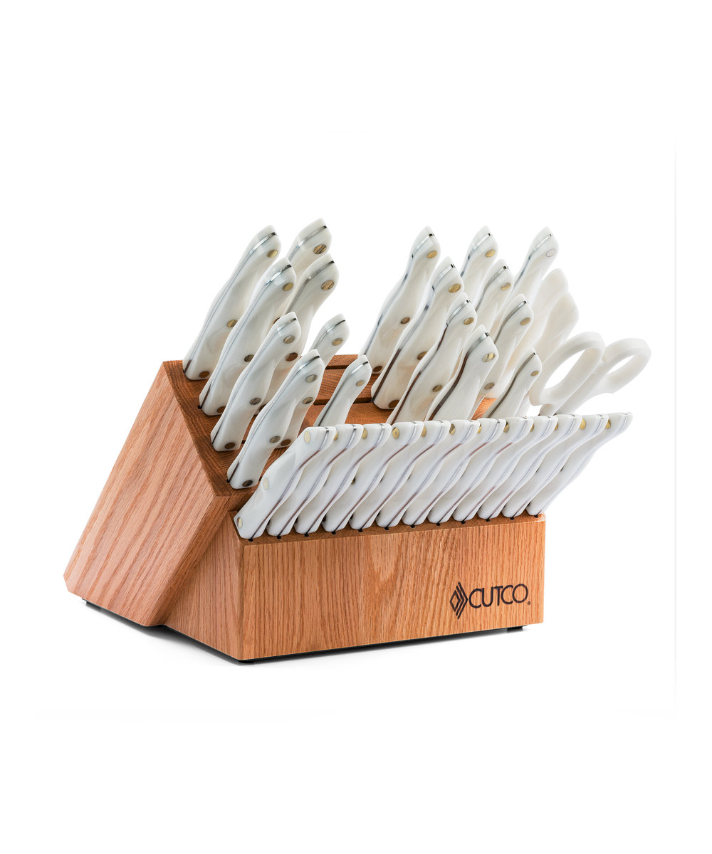 ultimate set with steak knives with block 37 pieces knife ultimate set with steak knives with block
