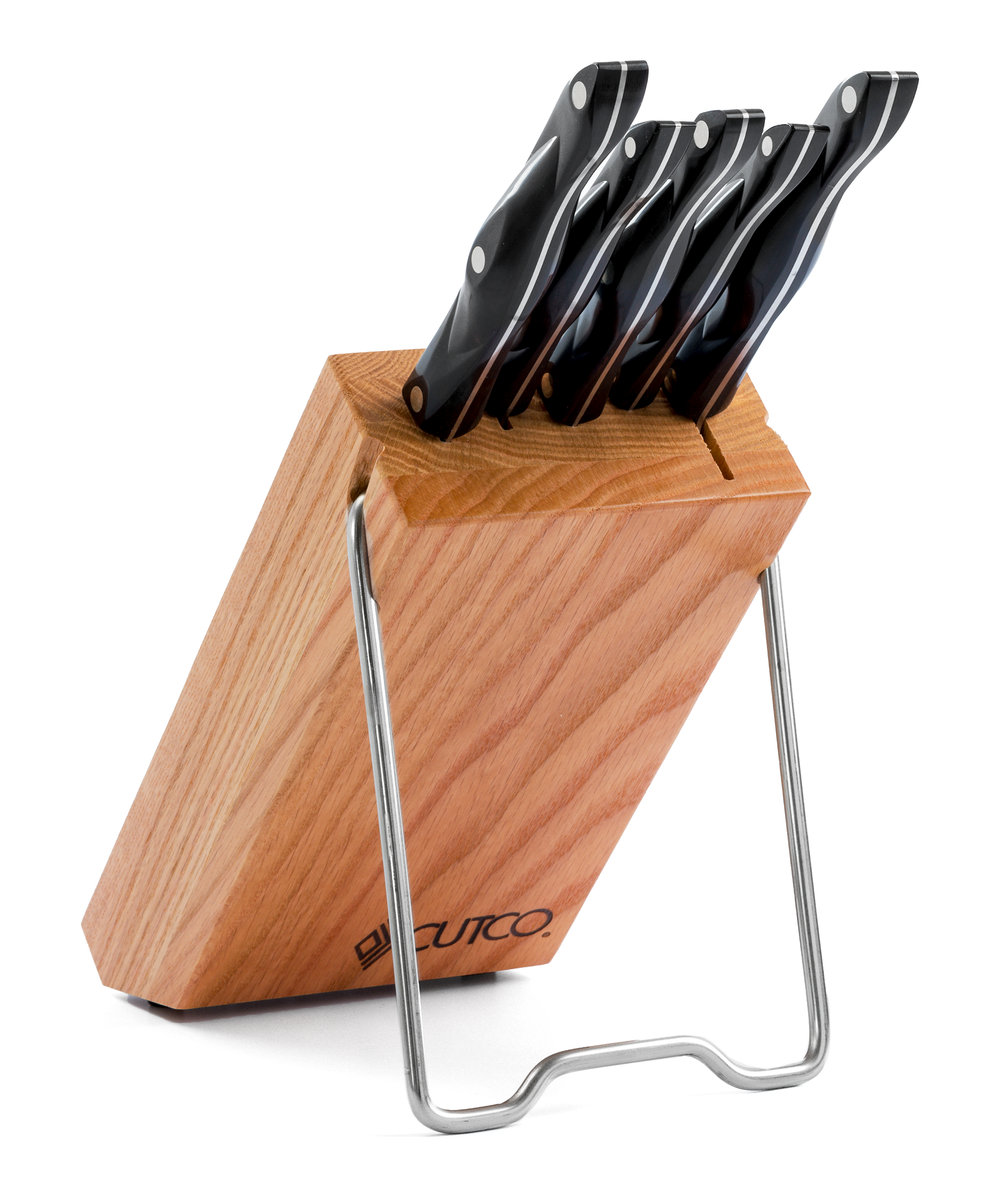 Space Saver Set with Block  sc 1 st  Cutco & Knife Sets Without Table or Steak Knives by Cutco