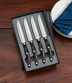 4-Pc. Steak Knife Set In Gift Box