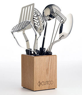 6-Pc. Kitchen Tool Set with Holder