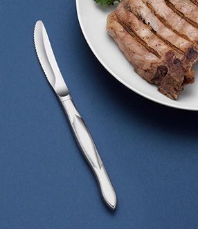 Stainless Table Knife (single)