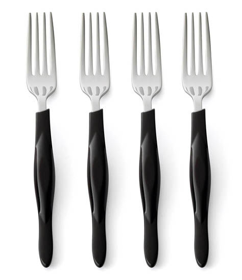 4-Pc. Traditional Dinner Fork Set