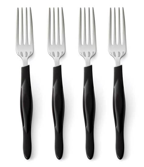 4-Pc. Traditional Dinner Fork Set