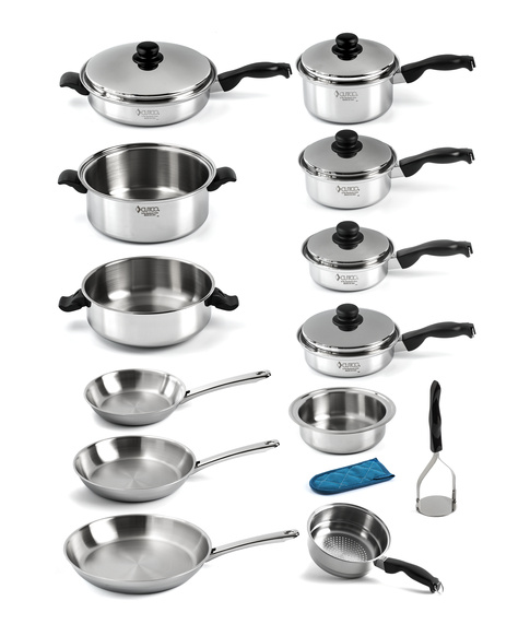 Accomplished Chef Cookware Set