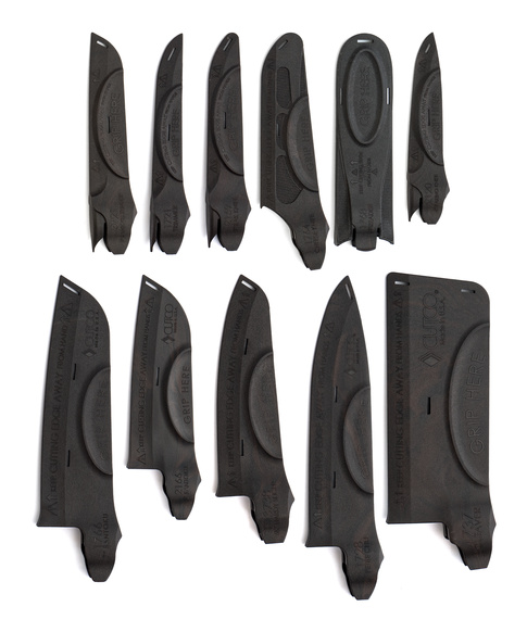 Kitchen Knife Storage Sheaths