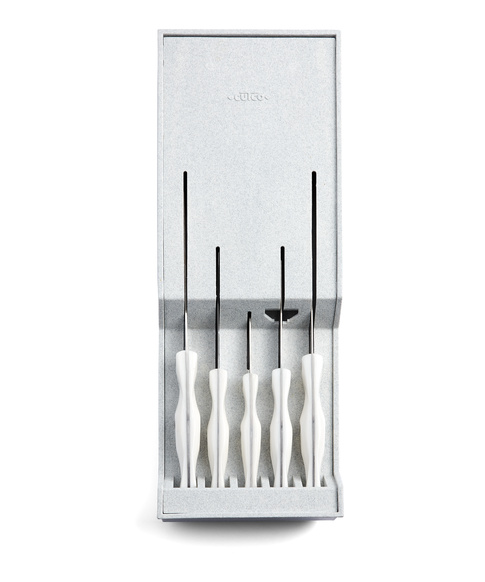 all knife set with tray 8 pieces knife sets by cutco. beautiful ideas. Home Design Ideas