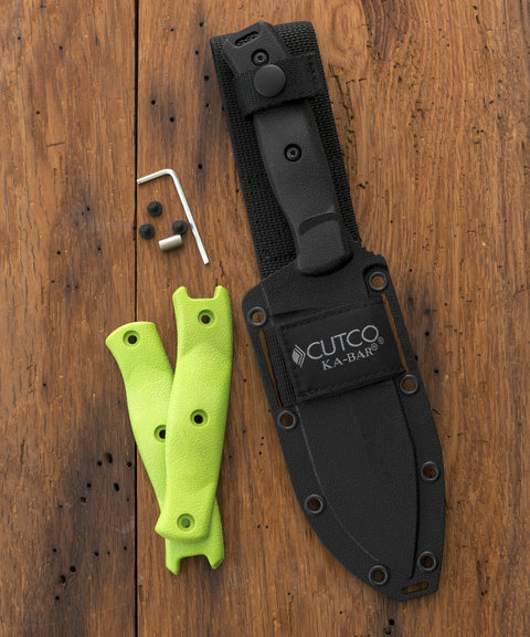Cutco 174 Ka Bar 174 Outdoorsman Sporting Knives By Cutco