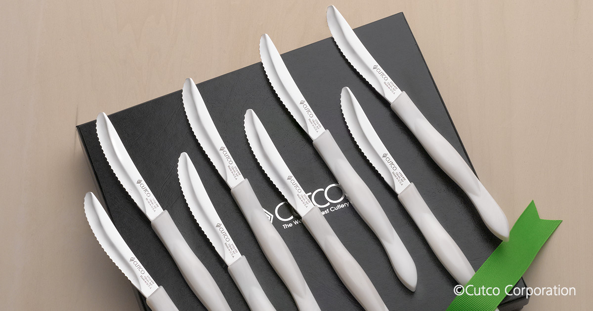sc 1 st  Cutco & 8-Pc. Table Knife Set | Gift-Boxed Sets by Cutco