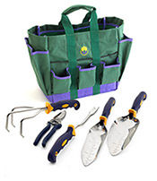 5-Pc. Garden Tool Set w/FREE Garden Bag