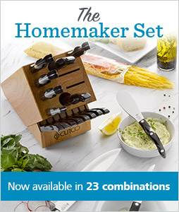 Cutco Homemaker Sets