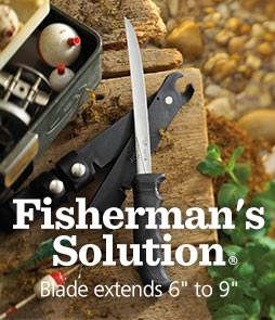 Cutco Fisherman's Solution