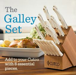 Cutco Galley Set