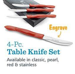 Cutco Table Knives