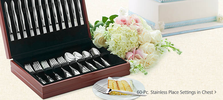 Cutco wedding gifts