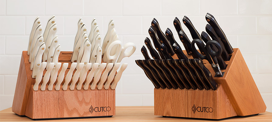 Large Knife Sets By Cutco